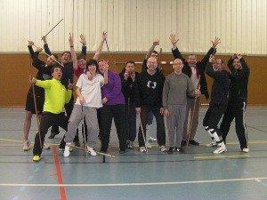 14 et 15 janvier 2012 - Stage au gymnase de la Sensive à St Herblain (44) dans Canne de Combat SANY0067-300x225