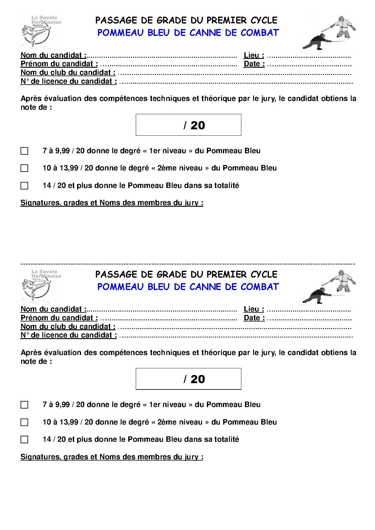 Documents de passage de Pommeaux dans Canne de Combat Pommeau-bleu1